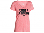 T-Shirt UnderArmour Wordmark Standout