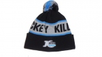 Mütze Killa mit Bommel