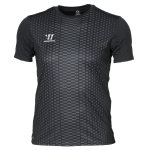 T-Shirt Warrior Graphic Poly Tee