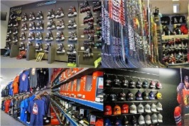 Killahockey Onlineshop - Schlittschuhe Schläger Skates Goalie