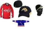 Trikots Shirts Jacken und Caps