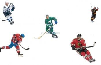 NHL Figuren Spieler