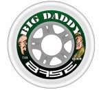 Rollen Indoor Base Big Daddy  4Set