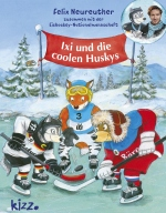 Buch IXI und die coolen Huskys