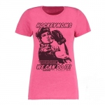 "T-Shirt ""Hockeymoms"""