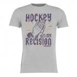 "T-Shirt ""Hockey is my Religion"""