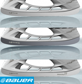 MyBauer Custom Eisen